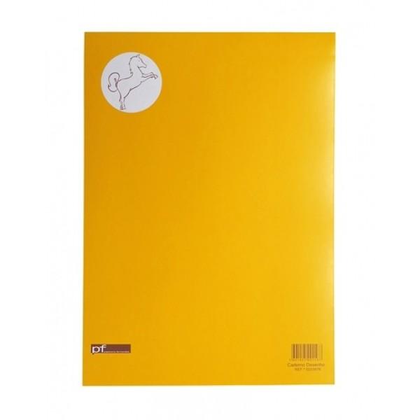 Papel A3 Cavalinho 125 grs, 24 folhas - PF