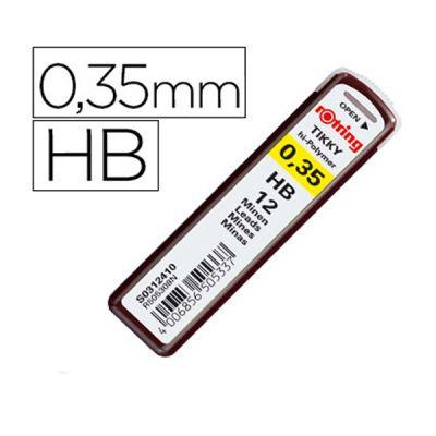 Minas 0.3mm HB Rotring (c/ 12)
