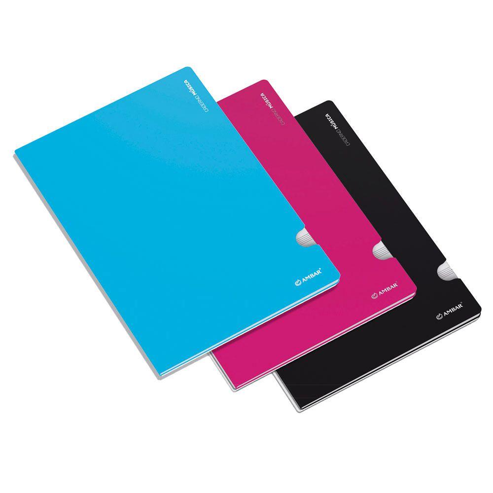 Caderno Musica A5 20fls Linhas/pautas