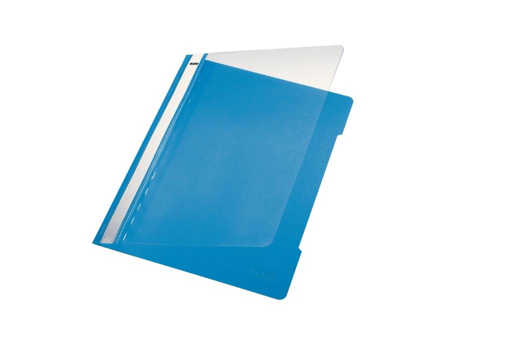 Dossier Plast. c/ ferragem Azul Claro Durable
