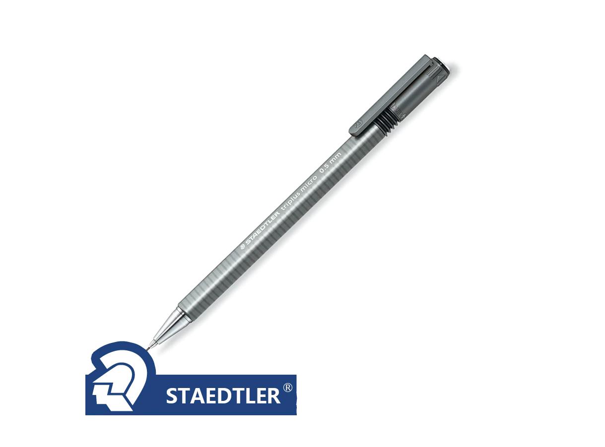 Lapiseira 0.5mm Staedtler Triplus