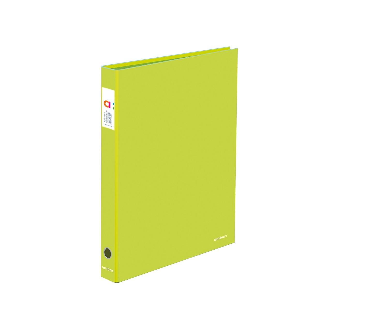 Pasta Arquivo A4 Estreita (L40) Verde Alface Ambar