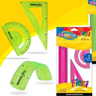Conjunto Colorino Flexivel 15cm