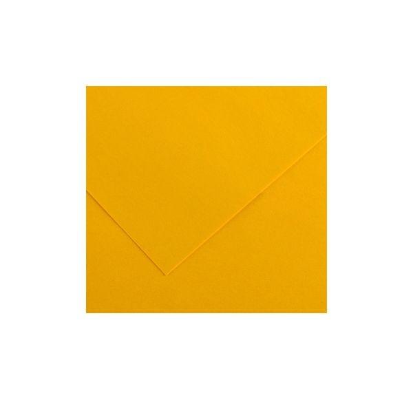 Cartolina A4 185g Amarelo Torrado (50fls)