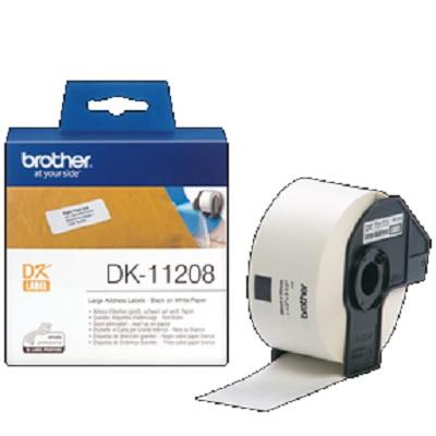 Etiquetas 38x90mm (400un) DK11208