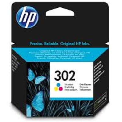HP302 - Tinteiro HP Cores