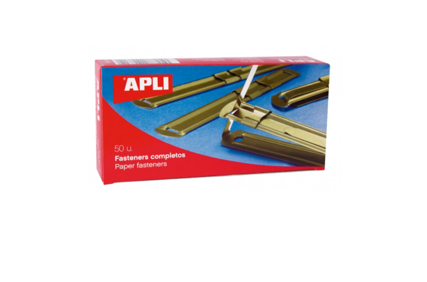 Ferragem APLI 11831 (cx. 50)