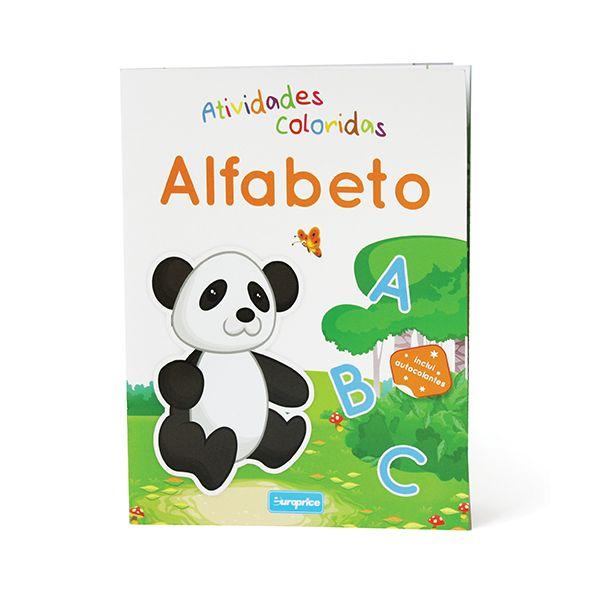 Atividades coloridas- alfabeto