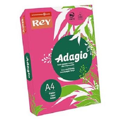 A4 80g Fuchsia (500fls)