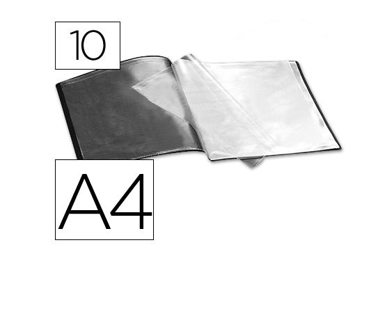 Capa Catalogo 10 Bolsas Preto