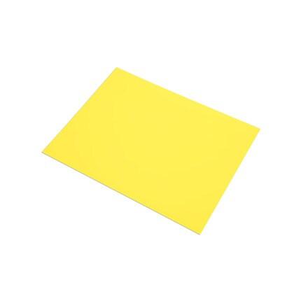 Cartolina Amarelo Canário 185g