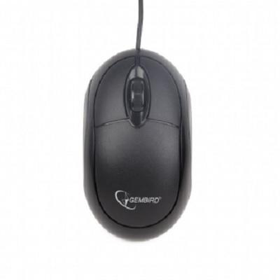 Rato Gembird USB Preto