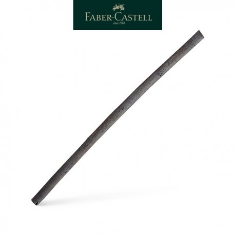 Carvão Faber Castell Natural 3-6mm (129114)