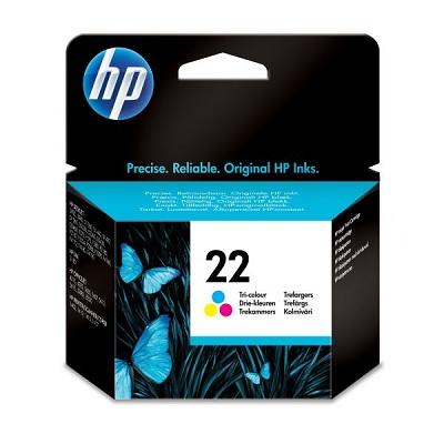 HP22 - Tinteiro HP Cor p/ 1410