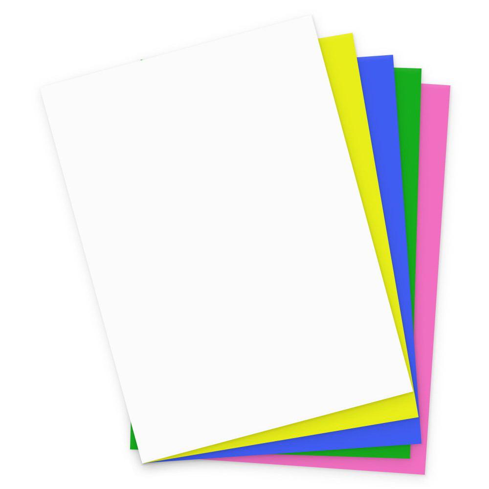 Bloco Trabalhos Manuais A3 180g 10fls Cartolina Cores