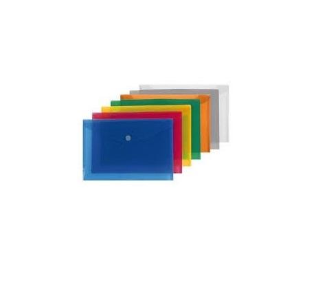 Bolsa Porta Cartões A7 c/ Mola Cores