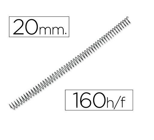 Espirais de Arame 5:1 20mm (1un)