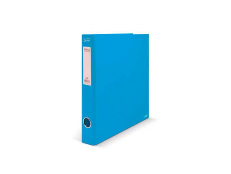 Pasta Arquivo A4 Estreita (L40) Azul