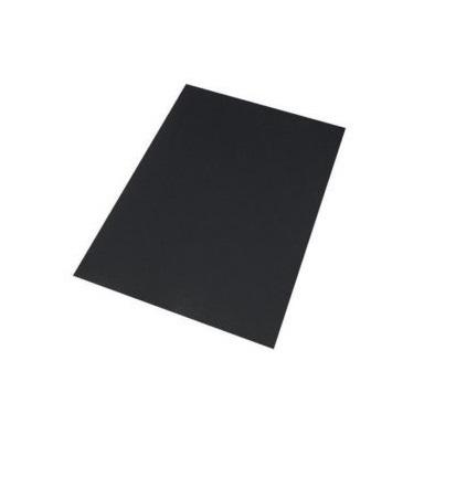 Capa A4 p/ Encadernacao 500 microms Preto (1un)