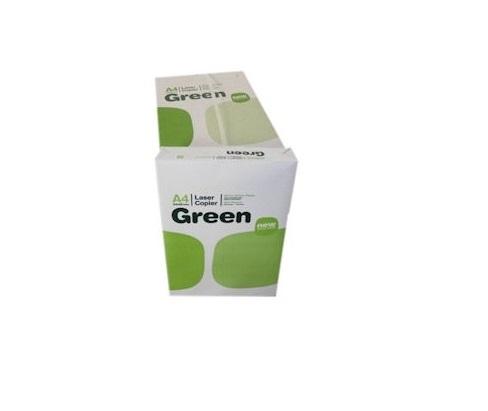 Papel A4 80g Green (5x500fls)