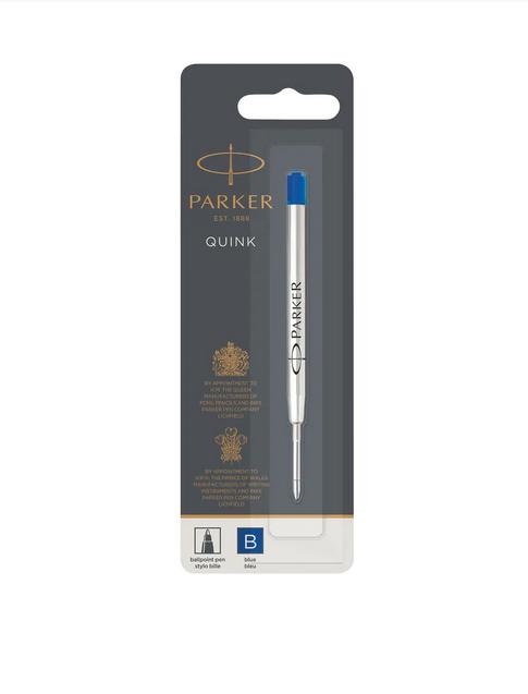 Recarga Parker Quink Flow Medio Azul