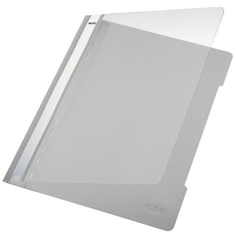 Dossier Plast. c/ ferragem Cinza
