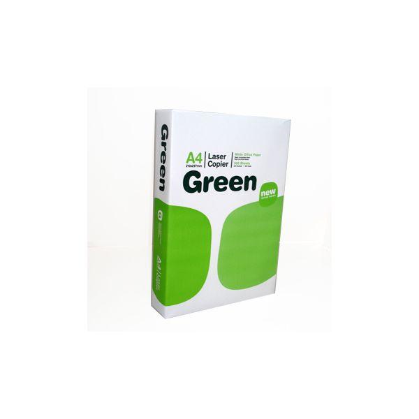 Papel A4 80g Green (500fls)