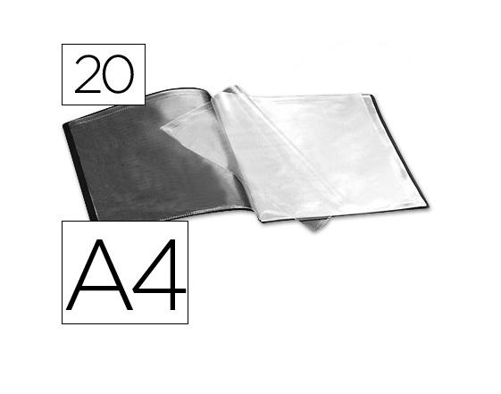 Capa Catalogo 20 Bolsas Preto