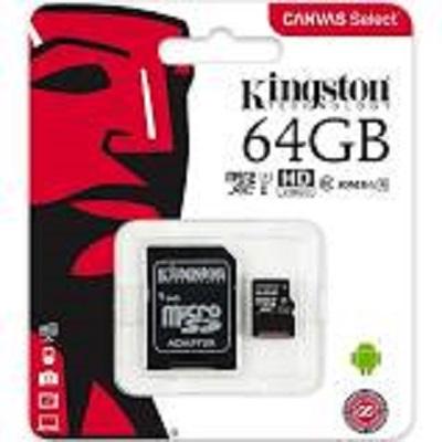 SD Card 64GB (micro) Class 10