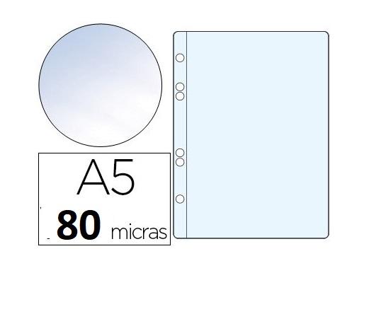 Bolsa Catalogo A5 80 microns (un)