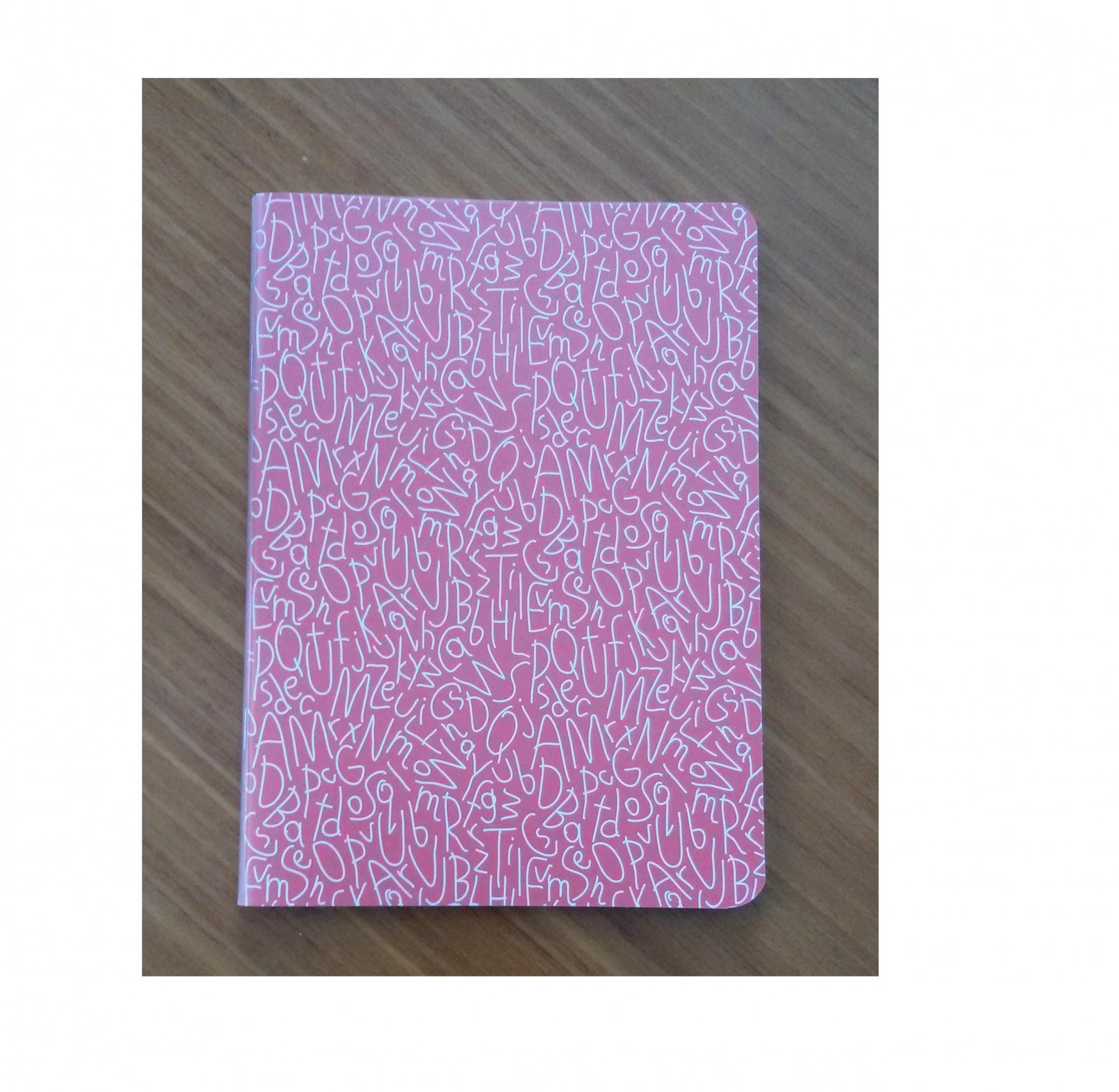 Caderno A5 Agrafado 60fls Pautado