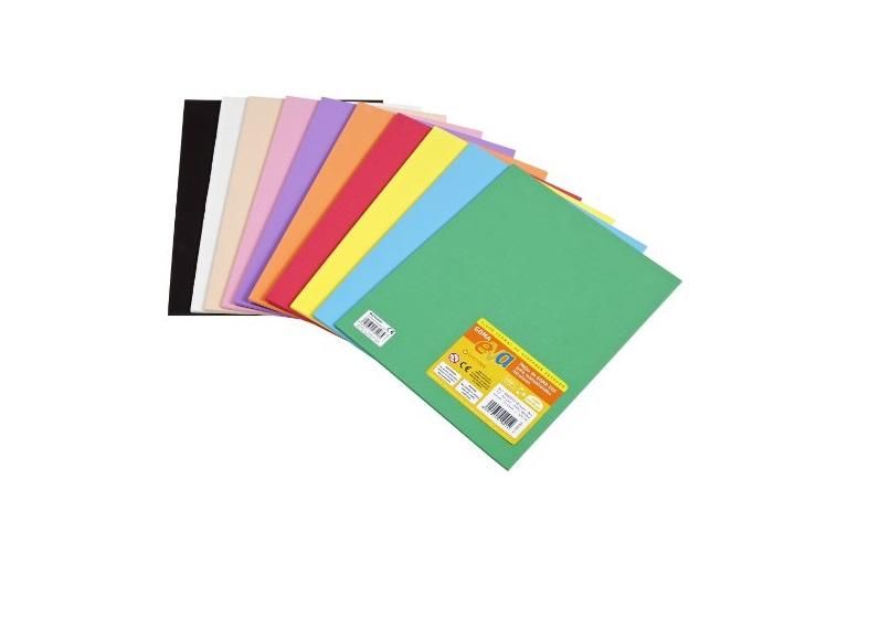 Placa Musgamy EVA 50x70 10 cores (5x10)