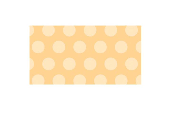 Cartolina Bolas Amarelo 300g