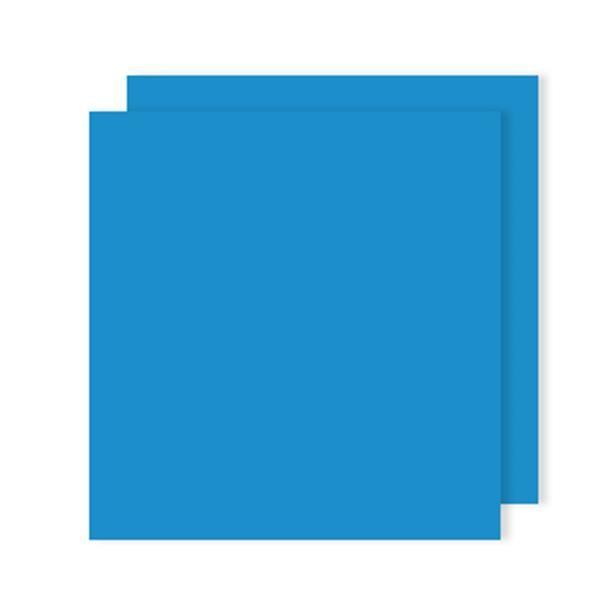 Cartolina Azul Mar 185g