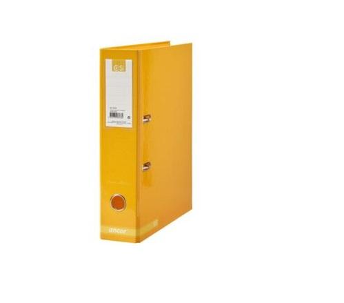 Pasta Arquivo A4 Larga (L80) Amarelo Ancor