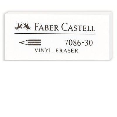 Borracha Branca Faber Castell 7086/30