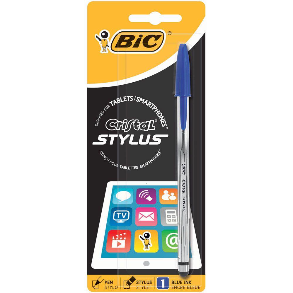 Bic Stylus Azul 2 em 1