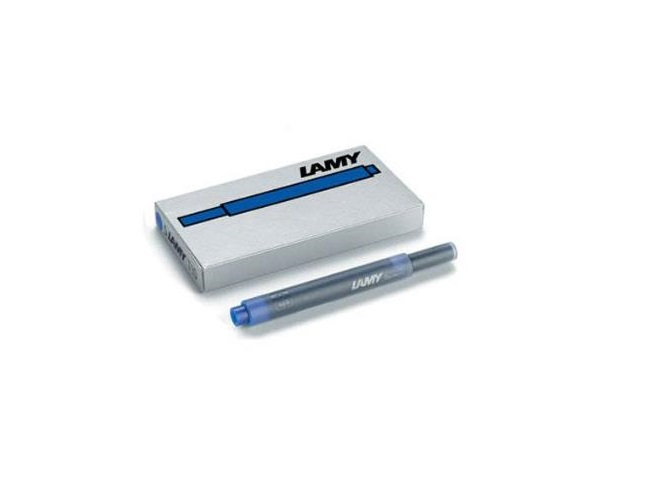 Recarga Caneta Lamy Azul (Cx. 5)