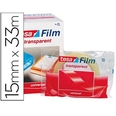 Fita Ad. 15mmx33m Tesafilm (1 rolo)