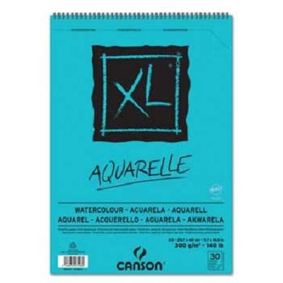 Bloco Desenho Espiral A3 300g 30fls - Canson XL Aquarelle