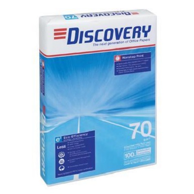 Papel A4 70g Discovery (500fls)