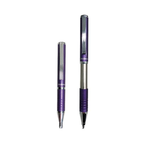 Zebra SL-F1 Metalic 0.7mm Violeta