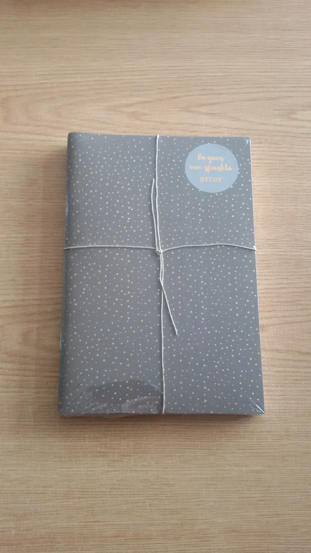 Caderno Castanho 40fls 80g (c/3)
