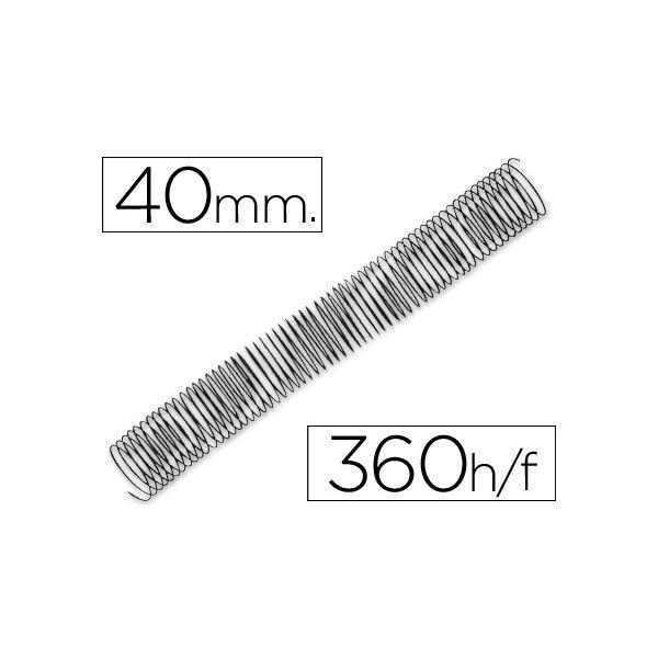 Espirais de Arame 5:1 40mm (25un)