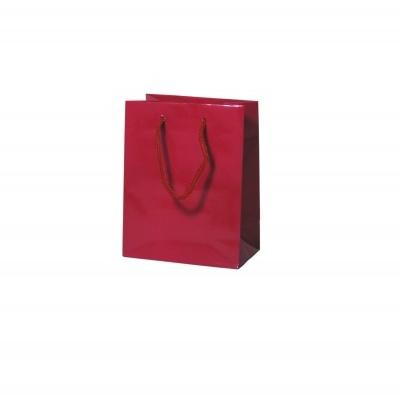 Saco Papel 19x09x25 Motivos Pandora Bordeaux