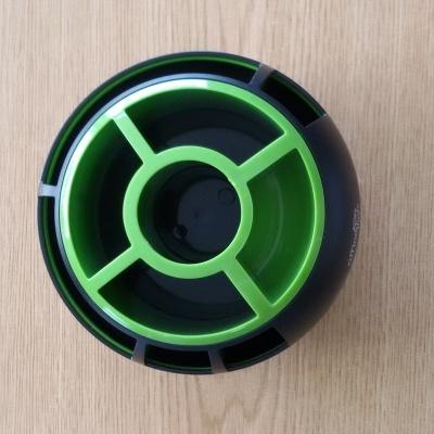Organizador de Secretária Circular Verde