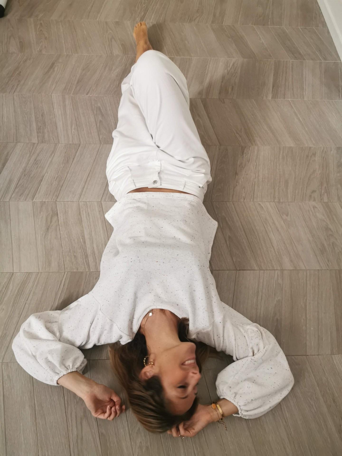 Camisola Be Amazing Branca