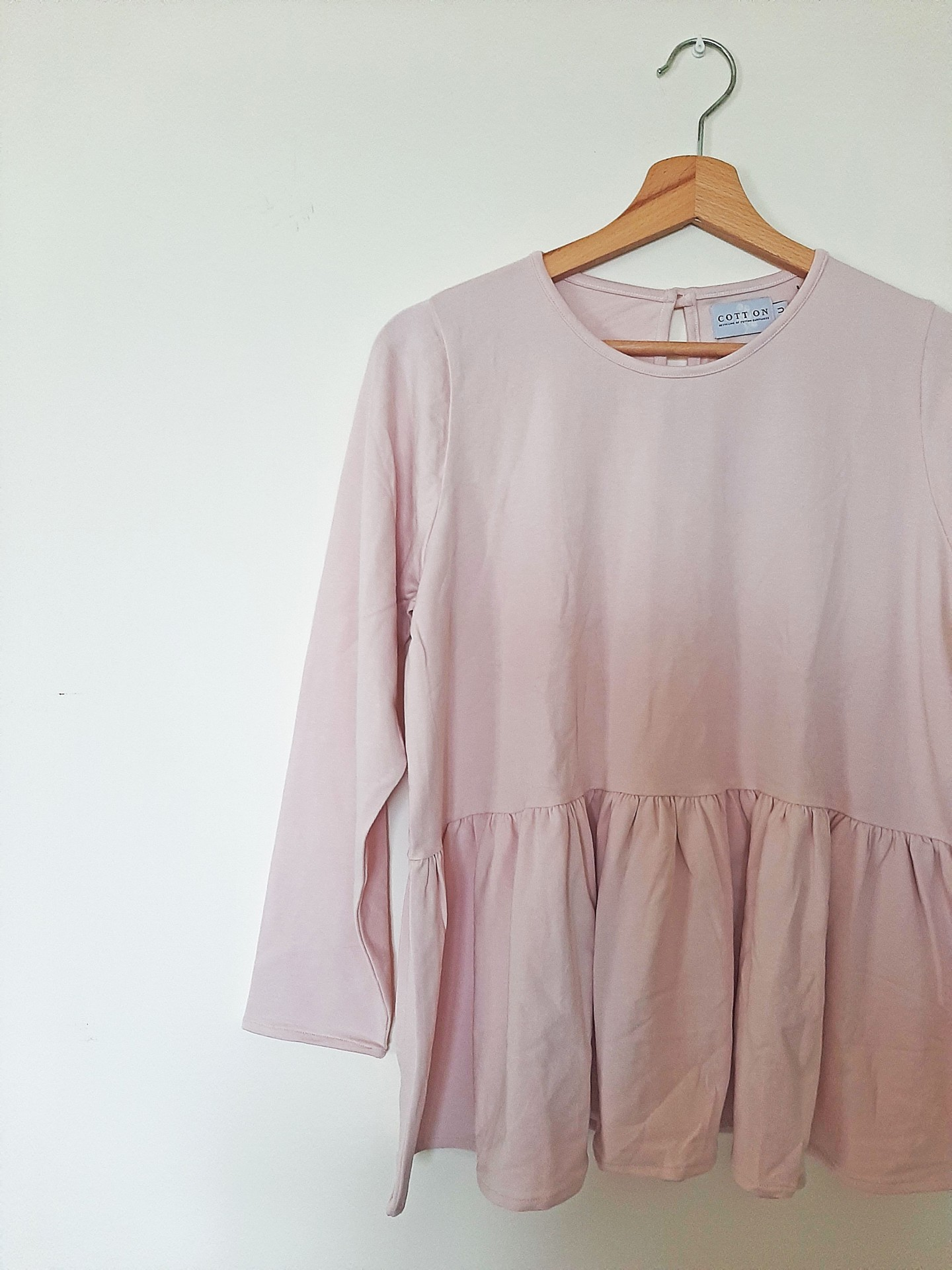 Blusa Be Different Rosa
