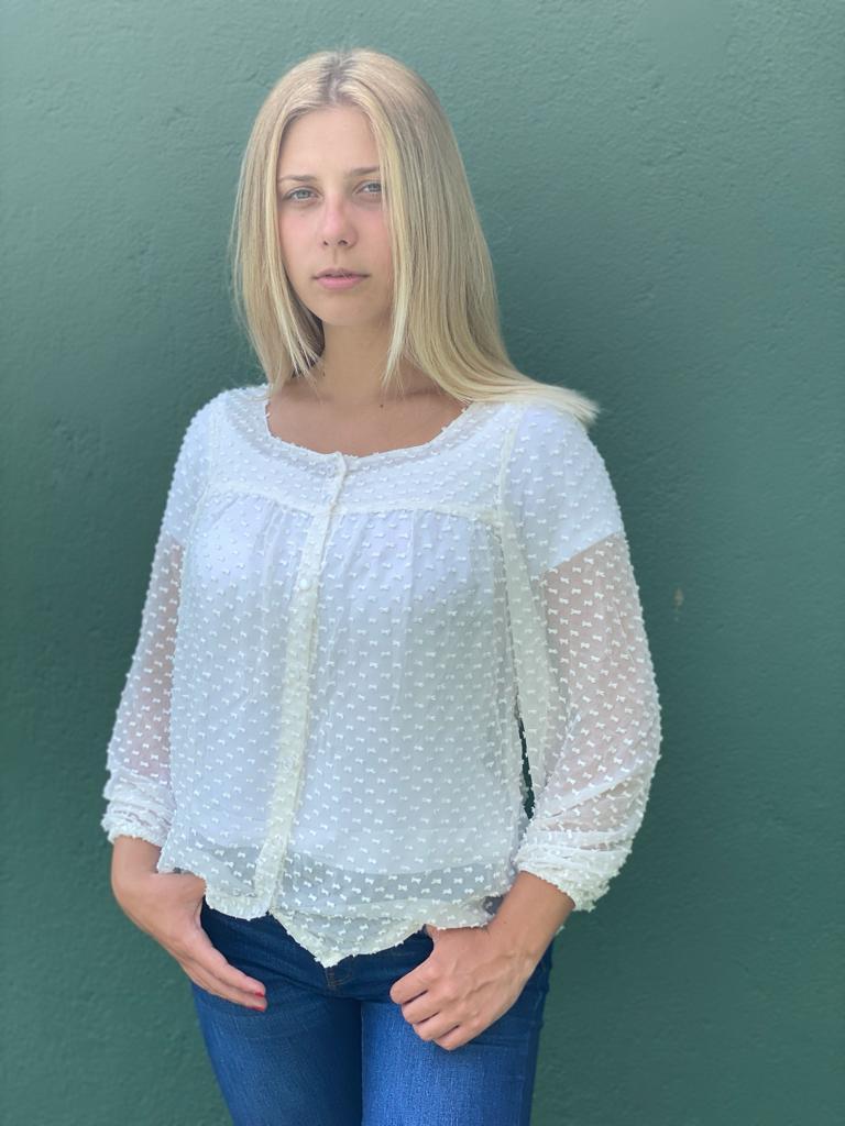 Camisa Artémis Branca