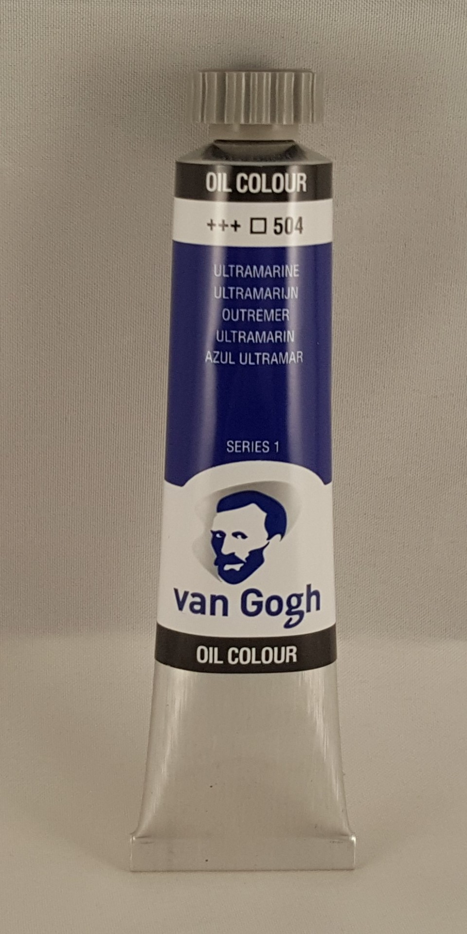 Tinta de óleo Van Gogh ultramarine